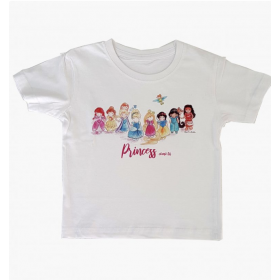 "Camiseta infantil ""Princess"""
